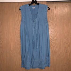 Light Blue Splendid Dress